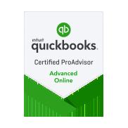 Quickbooks Advanced Online Certified ProAdvisor